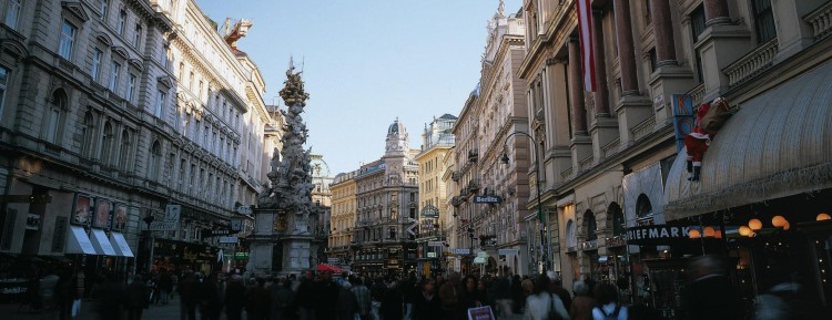 Shopping: on Graben©                     WienTourismus / Popp & Hackner
