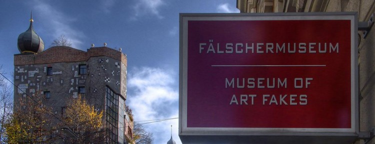 Fälschermuseum©                     Door Peter Gugerell (Eigen werk) [Public domain], via Wikimedia Commons